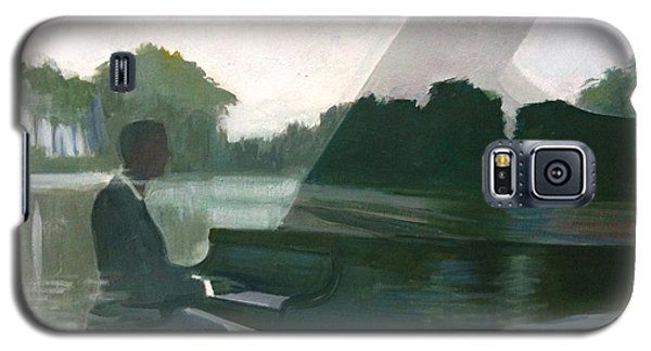 Justin Levitt Steinway Piano Spreckles Lake Galaxy S5 Case