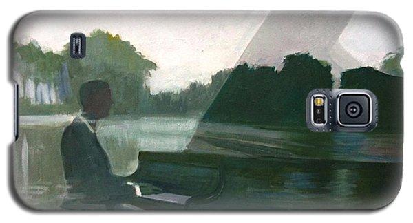 Justin Levitt Steinway Piano Spreckles Lake Galaxy S5 Case