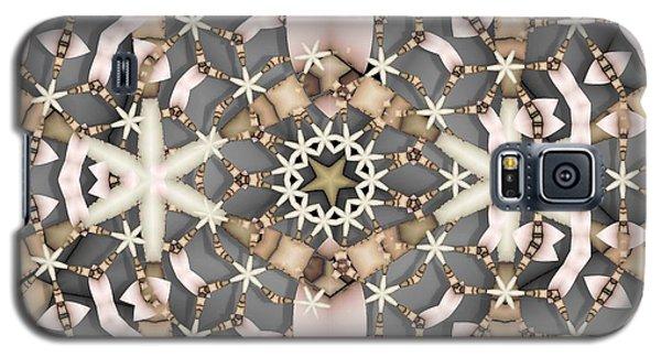 Kaleidoscope 97 Galaxy S5 Case by Ron Bissett