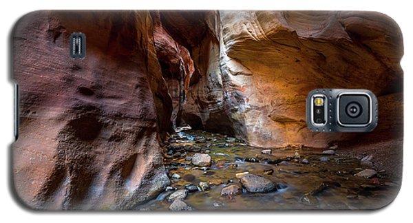 Kanarra Slot Canyon Galaxy S5 Case