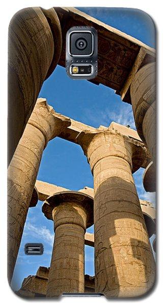 Karnak Temple Great Hypostyle Hall Galaxy S5 Case