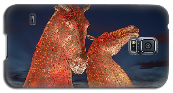 Kelpies Galaxy S5 Case by Terry Cosgrave