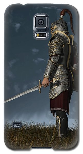 Knight Of The Storm Galaxy S5 Case