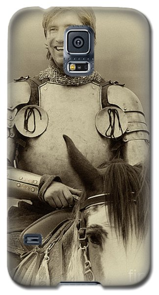 Galaxy S5 Case featuring the photograph Knights Of Old 12 by Bob Christopher