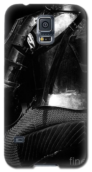 Galaxy S5 Case featuring the photograph Knights Of Old 15 by Bob Christopher