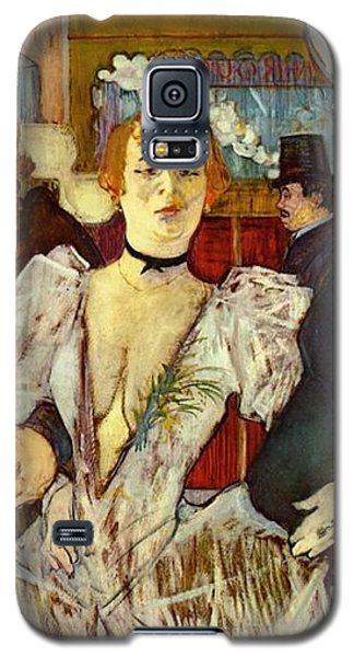La Goulue Arriving At The Moulin Rouge With Two Women Galaxy S5 Case