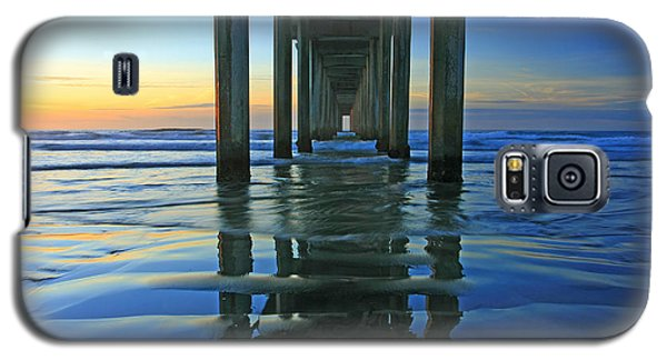 La Jolla Blue  Galaxy S5 Case