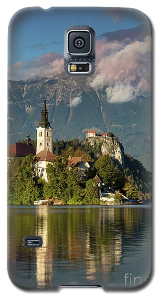 Galaxy S5 Case featuring the photograph Lake Bled by Brian Jannsen
