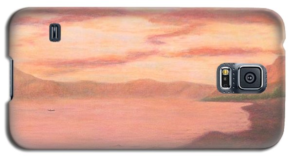 Lake Chapala Galaxy S5 Case