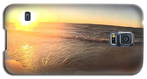 Lake Superior Fall Galaxy S5 Case by Paula Brown