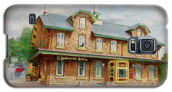 Lambertville Inn Galaxy S5 Case
