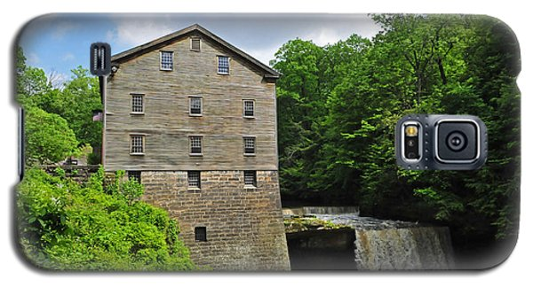 D9e-28 Lantermans Mill Photo Galaxy S5 Case