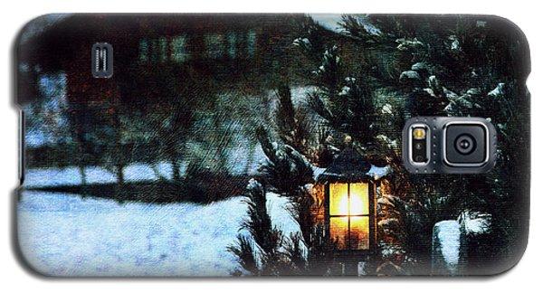 Lantern In The Woods Galaxy S5 Case