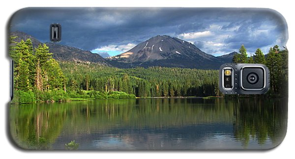 Lassen Peak  Galaxy S5 Case by Irina Hays