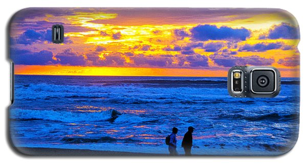 Galaxy S5 Case featuring the photograph Last Light by Rick Bragan