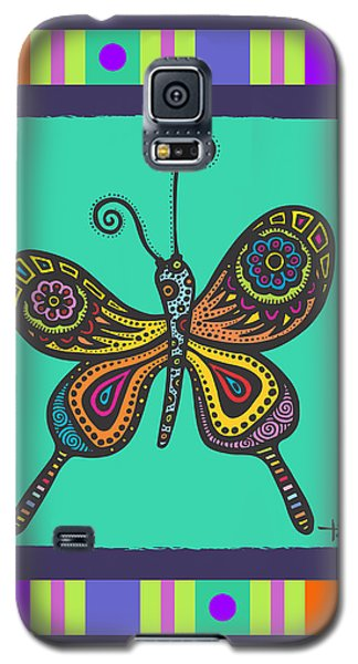 Learning To Fly Galaxy S5 Case by Tanielle Childers