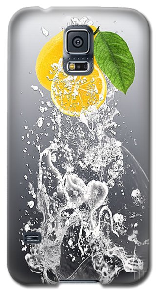 Lemon Splast Galaxy S5 Case by Marvin Blaine