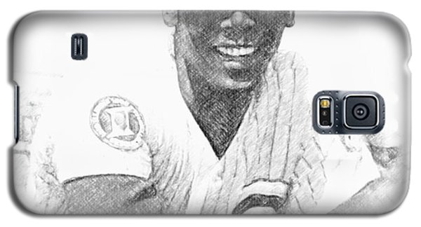 Ernie Banks Galaxy S5 Case