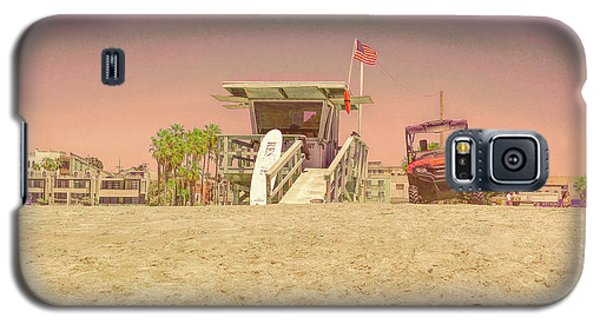 Lifeguard Tower 3 Galaxy S5 Case