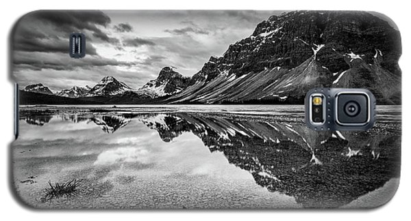 Galaxy S5 Case featuring the photograph Light On The Peak by Jon Glaser