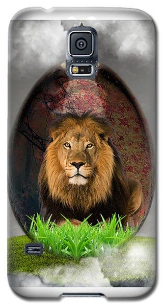Lion Art Galaxy S5 Case