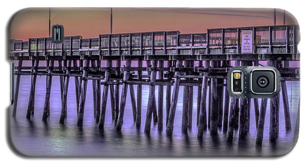 Little Island Pier Galaxy S5 Case
