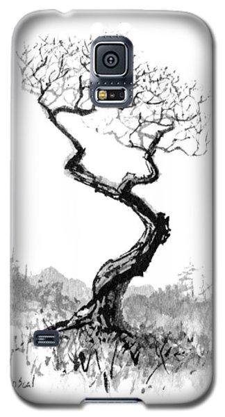 Little Zen Tree 1820 Galaxy S5 Case