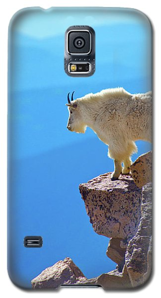 Living On The Edge Galaxy S5 Case