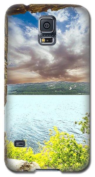 Loch Ness Galaxy S5 Case
