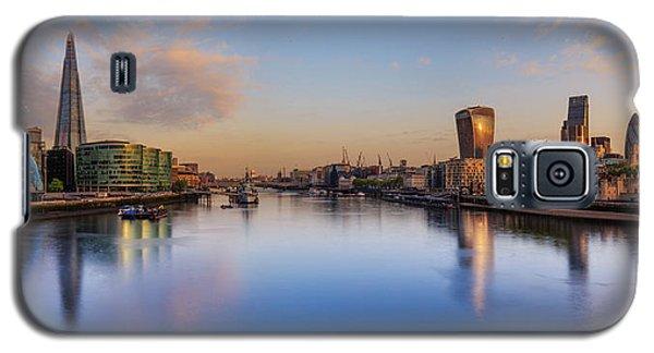 London Panorama Galaxy S5 Case