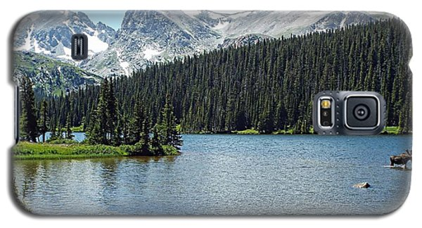 Long Lake Splender  Galaxy S5 Case by Joseph Hendrix