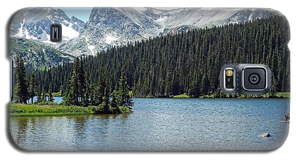 Long Lake Splender  Galaxy S5 Case