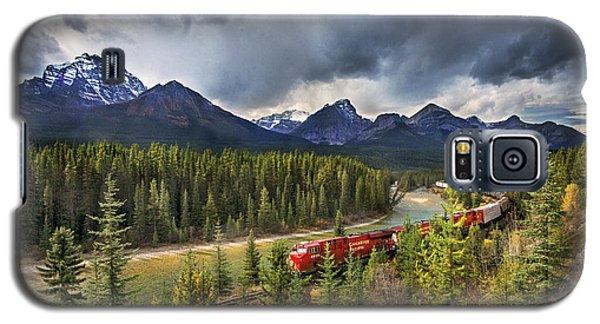 Long Train Running Galaxy S5 Case