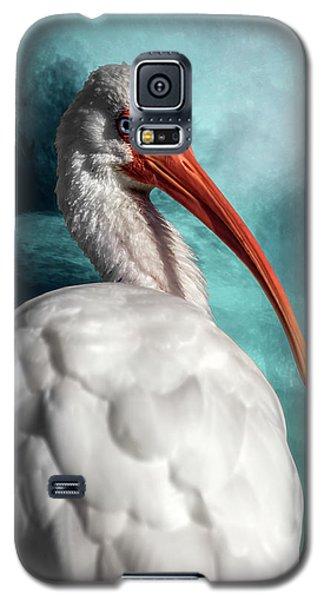 Looking Over My Shoulder Galaxy S5 Case