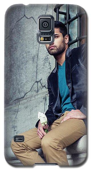 Lost Rose Galaxy S5 Case