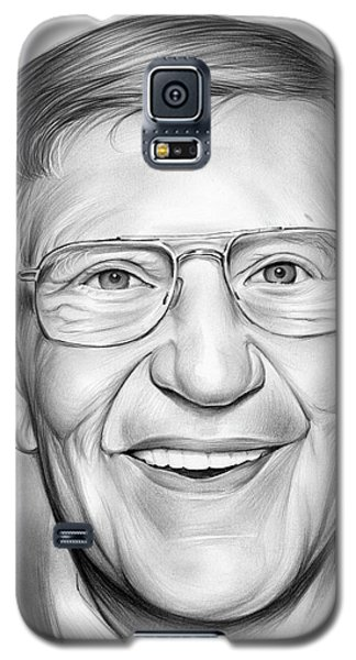 Lou Holtz Galaxy S5 Case by Greg Joens