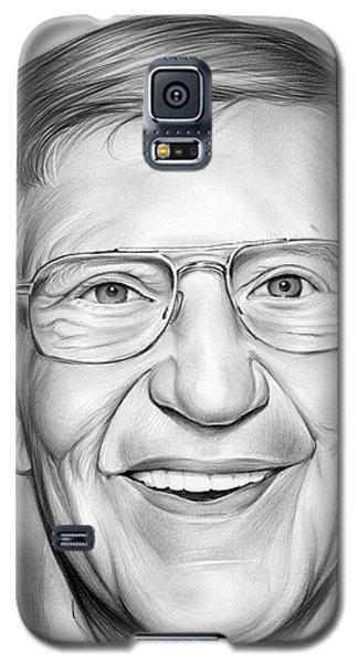 Lou Holtz Galaxy S5 Case