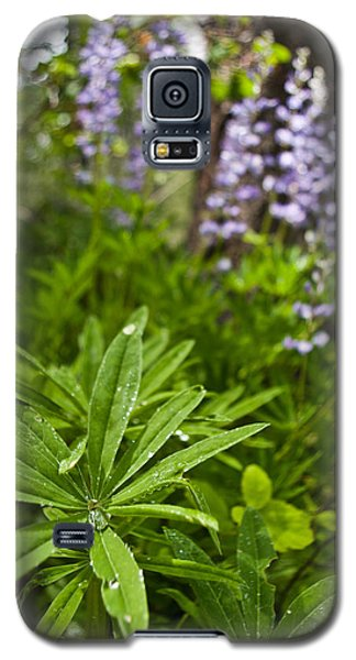 Lupine Leaf Galaxy S5 Case