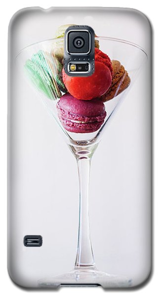 Macarons Galaxy S5 Case by Happy Home Artistry