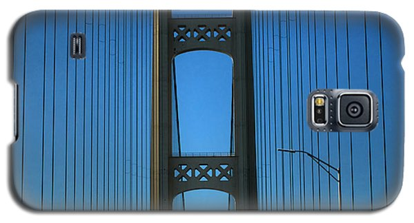Mackinac Bridge Galaxy S5 Case