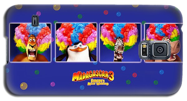 Design Galaxy S5 Case - Madagascar 3 Europe's Most Wanted by Maye Loeser