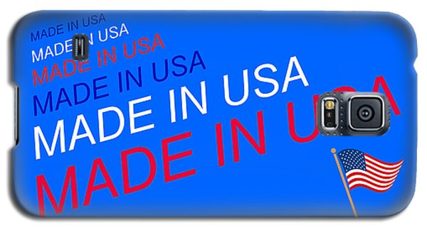 Made In Usa Galaxy S5 Case