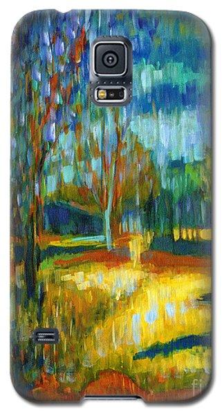 November Full Moon Galaxy S5 Case