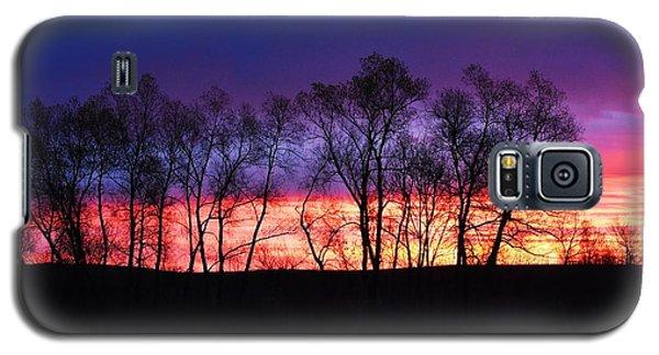 Magical Sunrise Galaxy S5 Case
