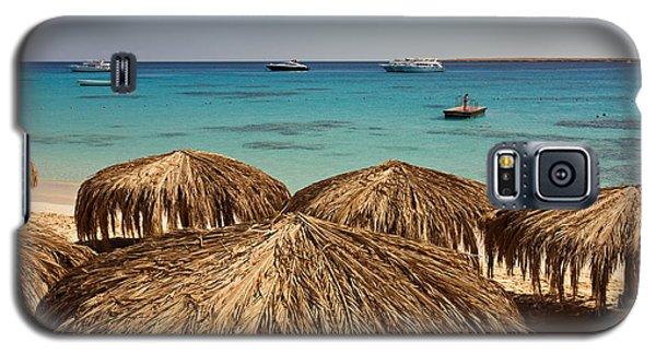 Mahmya Island Beach Galaxy S5 Case