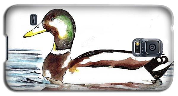 Mallard Duck Galaxy S5 Case