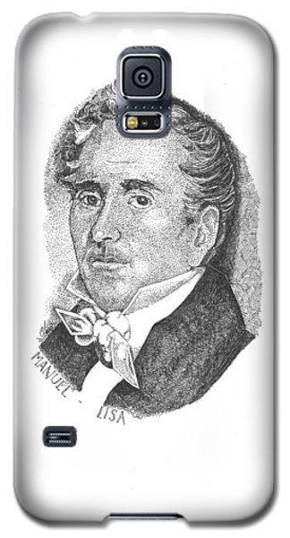 Manuel Lisa Galaxy S5 Case