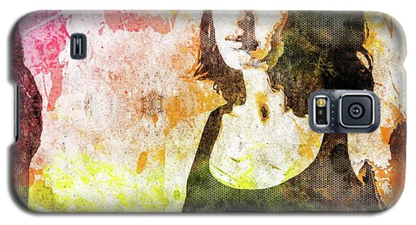 Maria Valverde Galaxy S5 Case by Svelby Art
