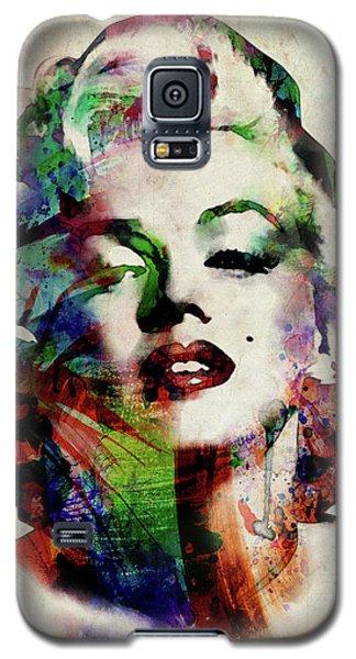 Marilyn Galaxy S5 Case by Michael Tompsett