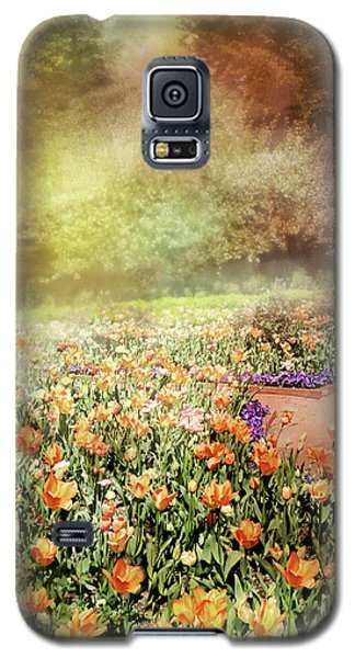 Galaxy S5 Case featuring the photograph Masquerade by Diana Angstadt
